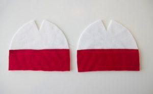 Hướng dẫn may mũ áo cho bé
