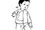 Hướng dẫn cắt may áo vạt khách cho bé