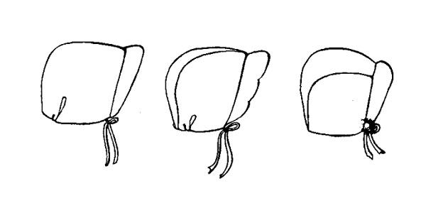 Hướng dẫn cắt may nón sơ sinh một miếng