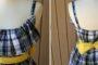 Hướng dẫn cắt may váy xòe vintage