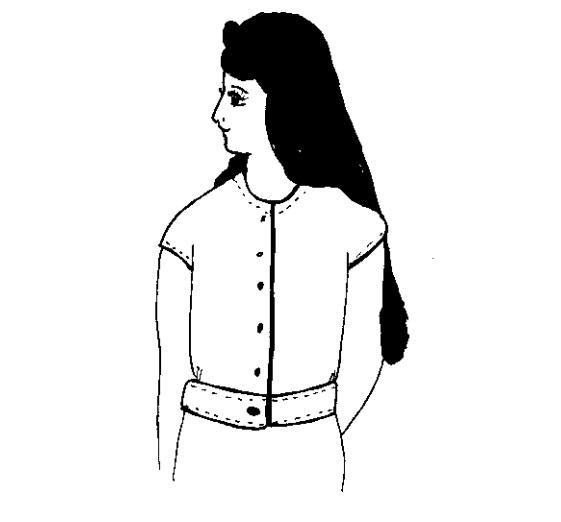 Hướng dẫn cắt may áo tay liền căn bản