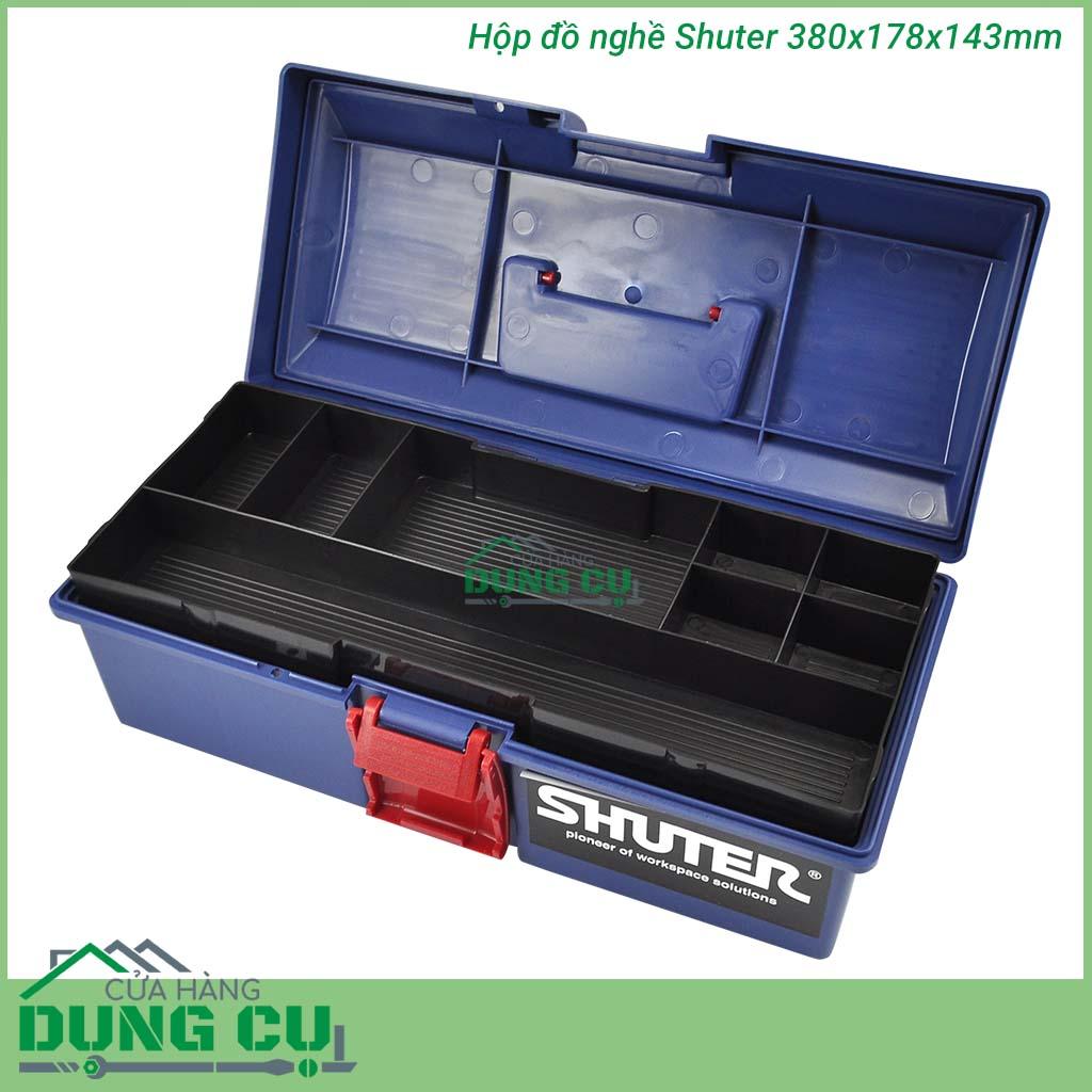 Hộp đựng đồ nghề Shuter