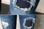 Cách vá quần áo
