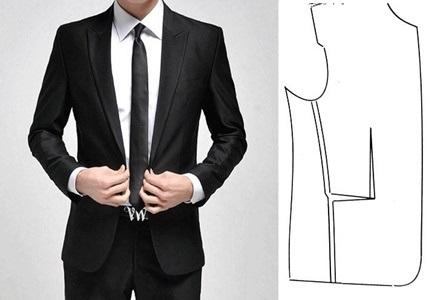 May áo vest nam-may cơi, may chiết