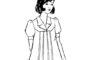 Cắt may áo tay ráp bâu danton có cầu vai và cầu ngực rời