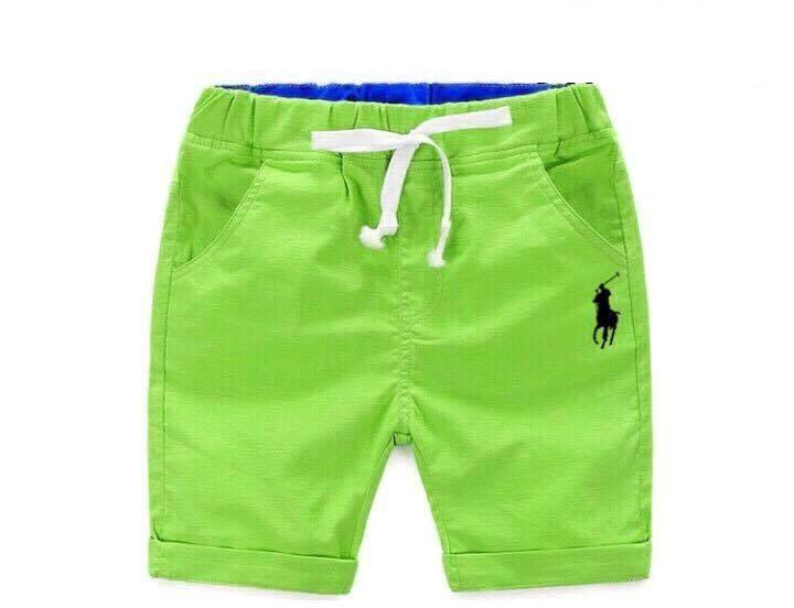 Công thức cắt may quần short cho bé