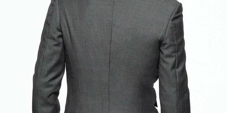 Hướng dẫn may thân sau áo vest nam