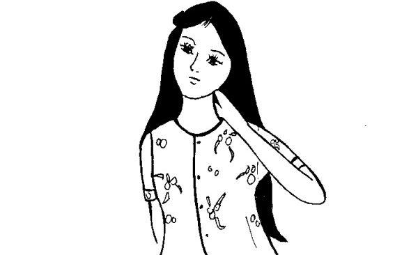 Hướng dẫn cắt may áo chiết tay vai và chiết eo