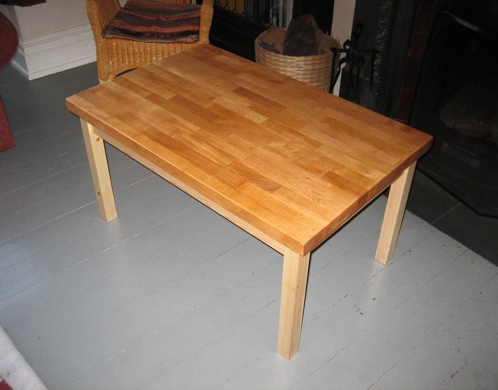 Hướng dẫn đóng bàn gỗ đơn giản