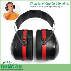 Chụp bịt tai chống ồn cỡ lớn bảo vệ tai