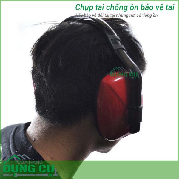 Chụp bịt tai chống ồn bảo vệ tai chuyên dụng