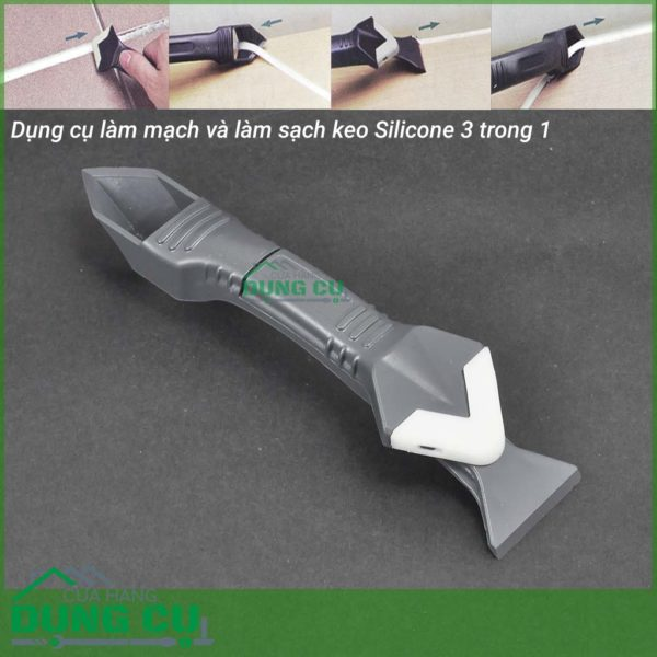 Dụng cụ làm mạch silicone đa năng 3 trong 1