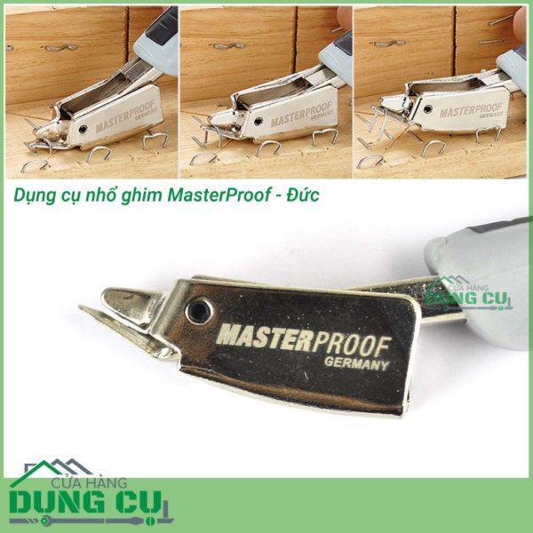 Dụng cụ nhổ ghim gỗ chuyên dụng MasterProof – Đức