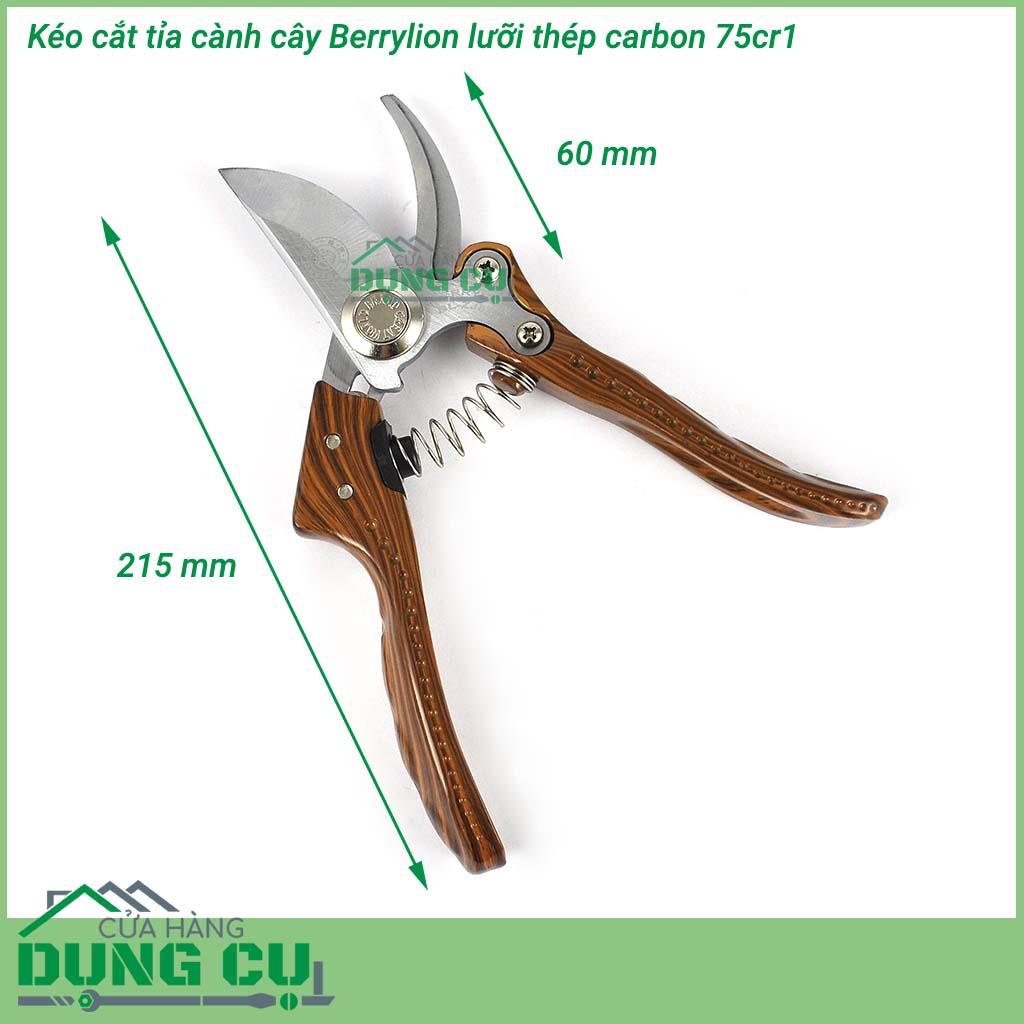 Kéo cắt tỉa cành cây berrylion