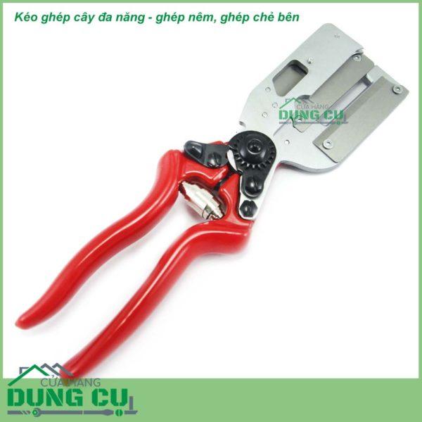 Kéo ghép cây đa năng Sono J60 Đài Loan ghép nêm và ghép chẻ bên