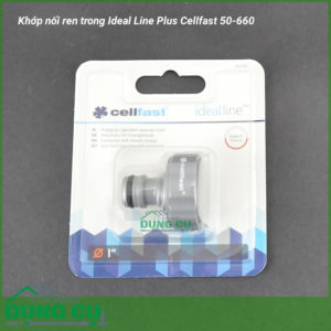 Khớp nối ren trong Ideal Line Plus Cellfast 50-660