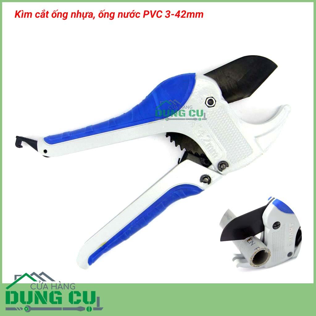 Kéo cắt ống nhựa PVC 3-42mm thép SK4 độ cứng 61