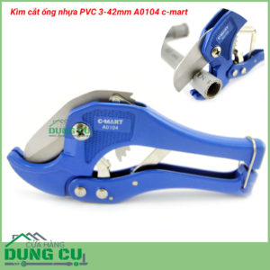Kìm cắt ống nhựa PVC 3-42mm A0104 c-mart