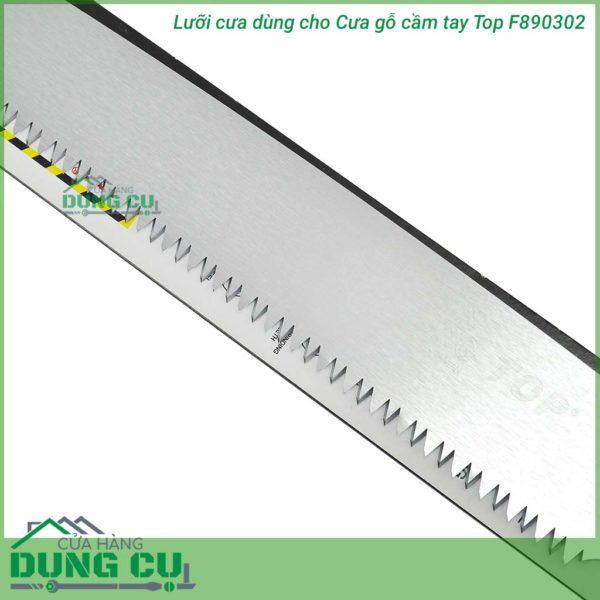 Lưỡi cưa dùng cho cưa gỗ cầm tay Top F890302
