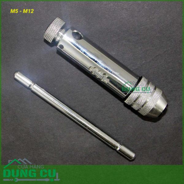 Tay quay taro tự động M5-M12