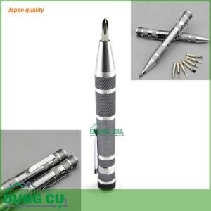 Tuốc nơ vít dạng bút siêu nhỏ gọn chất lượng Nhật