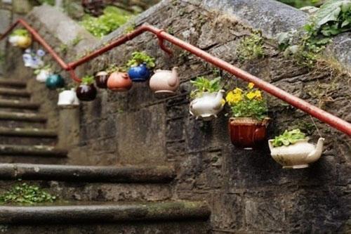 Thiết kế vườn treo cho ngôi nhà rực rỡ