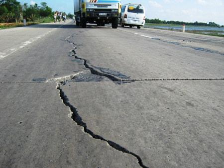 Tại sao bê tông mới đổ đã bị nứt Cách khắc phục
