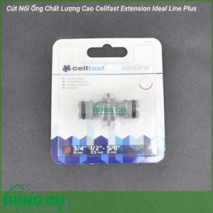 Cút nối ống chất lượng cao Cellfast