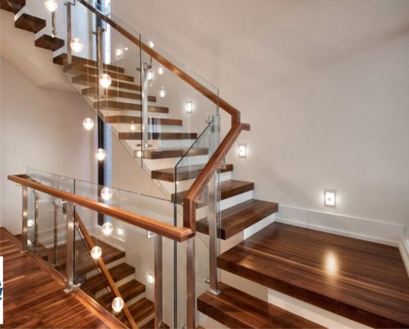 Nguyên tắc cần tuân thủ khi thiết kế cầu thang