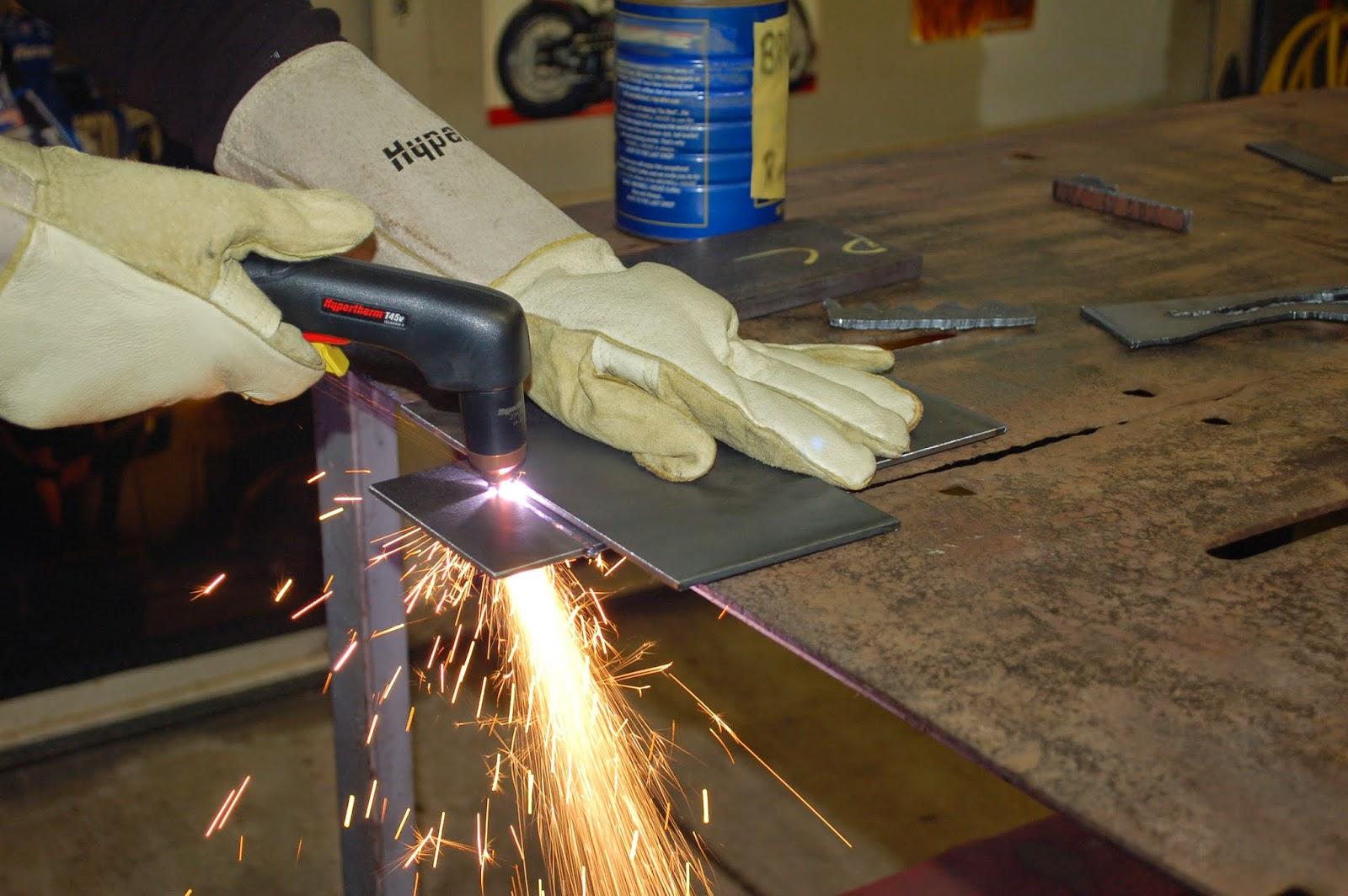 Phương pháp cắt kim loại  bằng khí