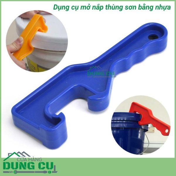 Dụng cụ mở nắp thùng sơn nước chuyên dụng