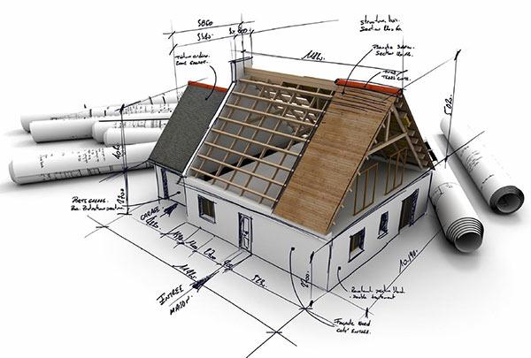 Các phương pháp tính diện tích xây dựng