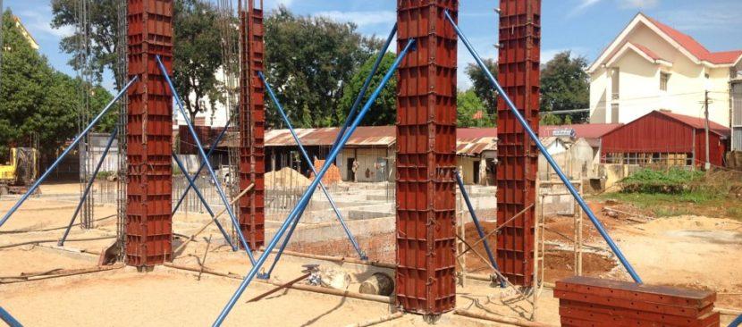 Các loại cốp pha trong xây dựng