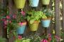 Cách làm vườn thẳng đứng