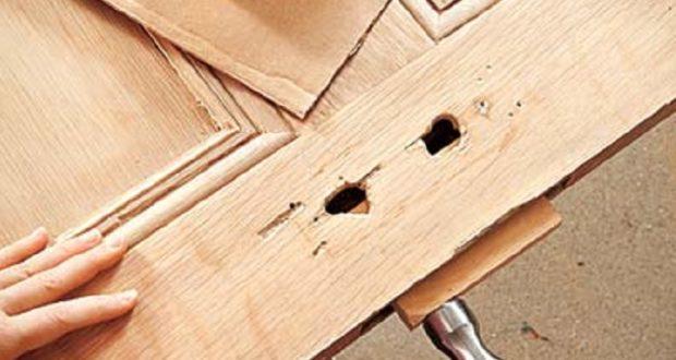4 lỗi hư hỏng cửa gỗ và cách sửa cửa gỗ hiệu quả