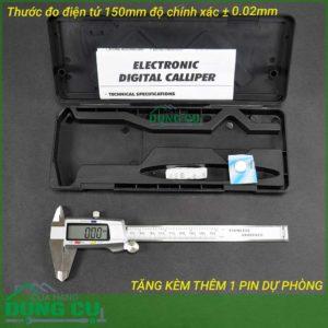 Thước đo điện tử 150mm