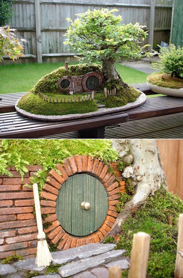 Cách trang trí sân vườn đẹp