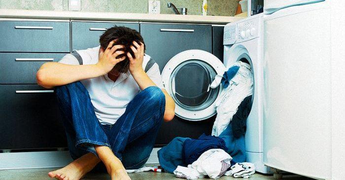 5 lỗi thường gặp của máy giặt cửa trước và cách xử lý