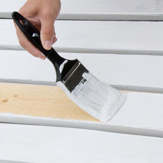Các bước sơn đồ gỗ màu trắng bền đẹp