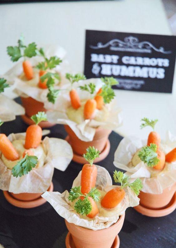 Mê mẩn với cách trồng cá rốt tí hon mini gây sốt