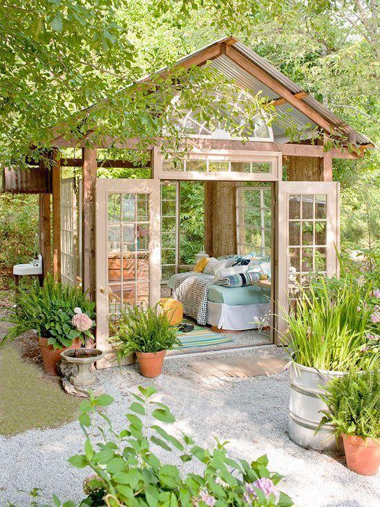 Học cách thiết kế khu vườn mini dành riêng cho nhà nhỏ