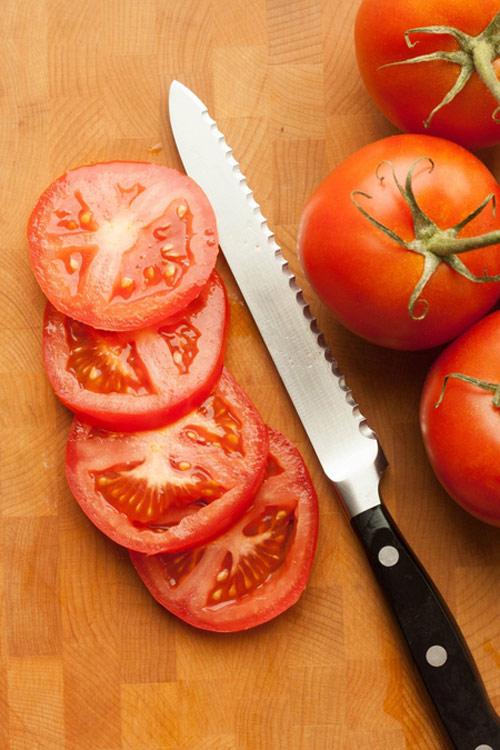 Tuyệt chiêu trồng cà chua thái lát độc đáo
