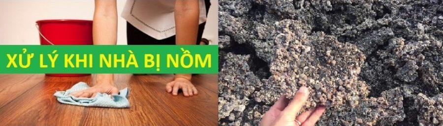 Bí quyết chống nồm sàn nhà bằng xỉ than