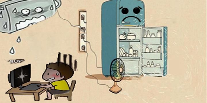 Mách bạn cách khắc phục tình trạng điện yếu hiệu quả