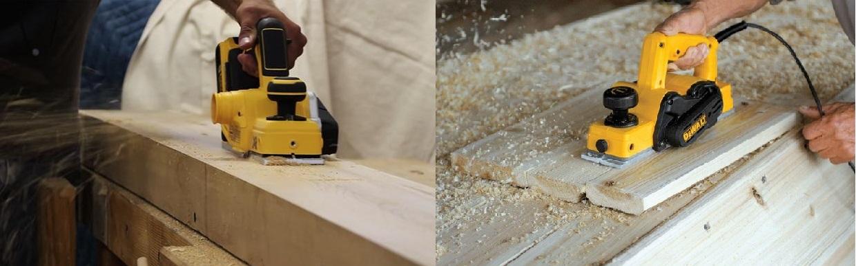 Cách sử dụng máy bào gỗ cầm tay an toàn