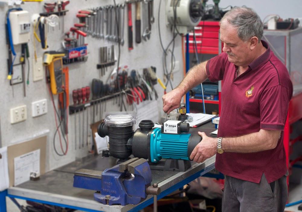Nguyên nhân và cách khắc phục máy bơm tăng áp không tự ngắt