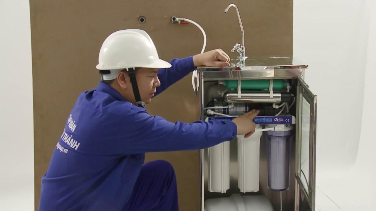 Hướng dẫn sửa chữa máy lọc nước bị rò rỉ điện