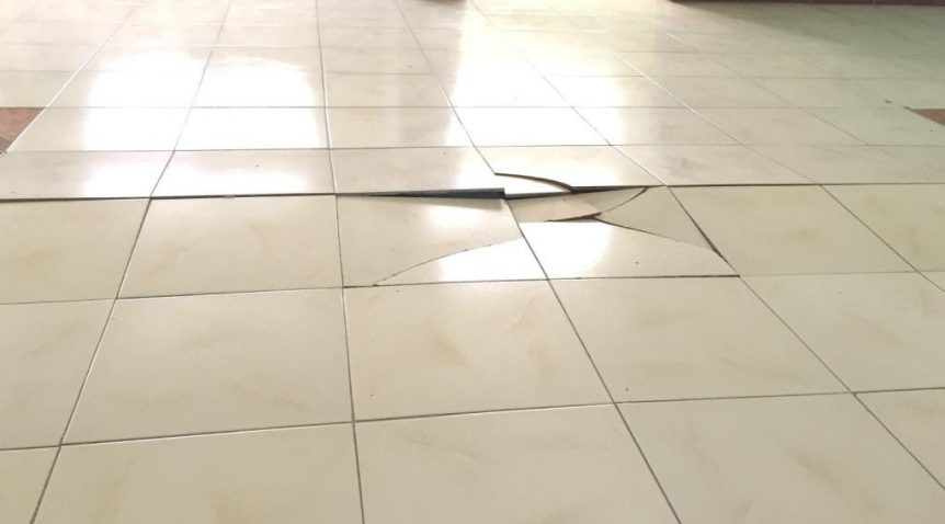 Mách bạn cách khắc phục gạch lát nền nhà bị phồng rộp hiệu quả