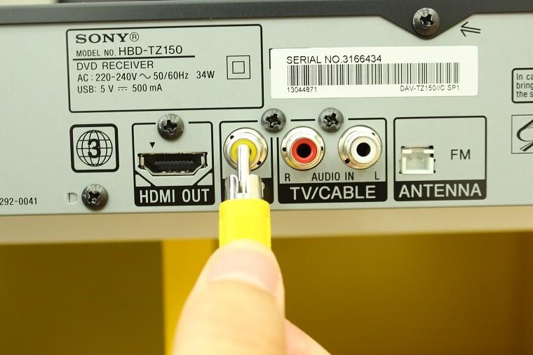 Cách sửa tivi không lên hình
