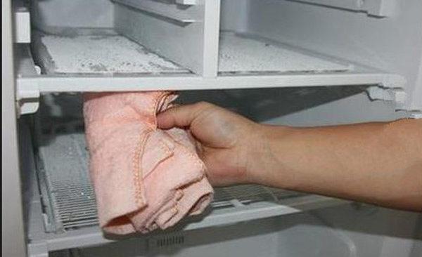6 bước sửa tủ lạnh bị đóng tuyết đơn giản mà hiệu quả
